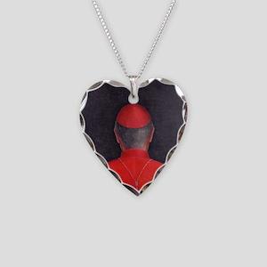 Cardinal, 2005 @acrylicA - Necklace Heart Charm