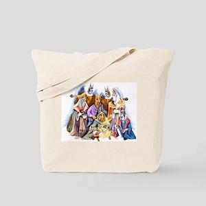 Great Dane Nativity Tote Bag
