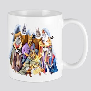 Great Dane Nativity Mug