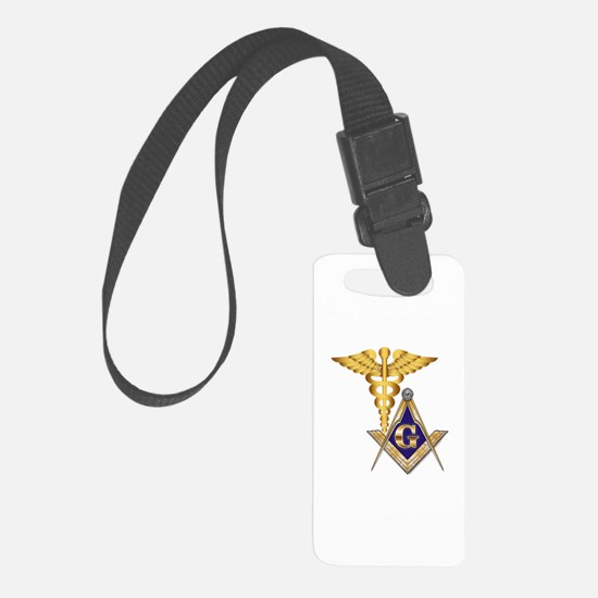 Medicine/Mason Luggage Tag
