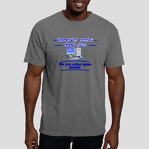 computer geeks Mens Comfort Colors Shirt