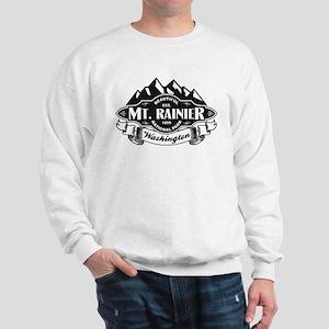 Mt. Rainier Mountain Emblem Sweatshirt
