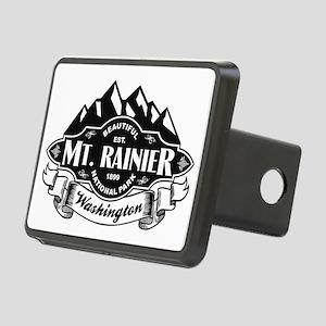 Mt. Rainier Mountain Emblem Rectangular Hitch Cove