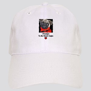 PROMISE TO BE GOOD SANTA Cap