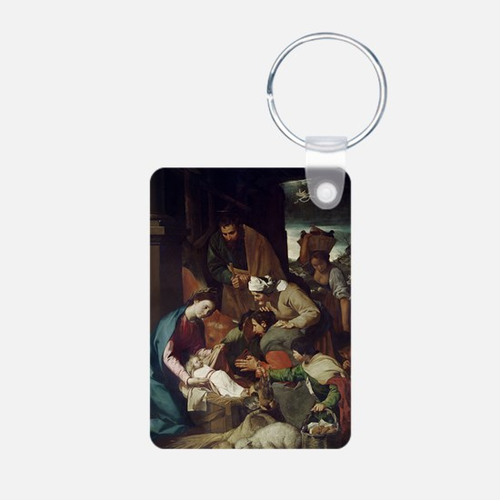 ds, 1630 @oil on canvasA - Keychains