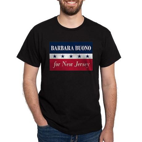 Barbara Buono for NJ Dark T-Shirt