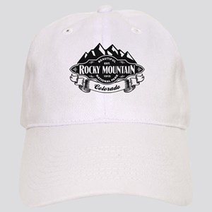 Rocky Mountain Mountain Emblem Cap