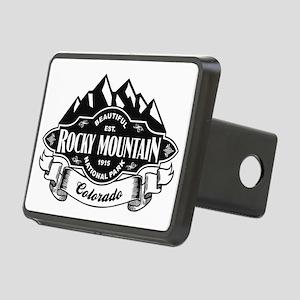 Rocky Mountain Mountain Emblem Rectangular Hitch C