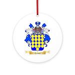 Calvet Ornament (Round)