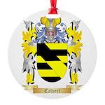 Calvert Round Ornament