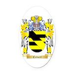 Calvert Oval Car Magnet
