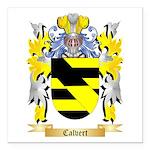 Calvert Square Car Magnet 3