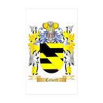 Calvert Sticker (Rectangle 50 pk)