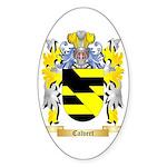 Calvert Sticker (Oval)