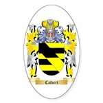 Calvert Sticker (Oval 50 pk)