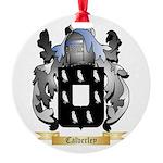 Calverley Round Ornament