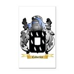 Calverley Rectangle Car Magnet