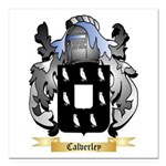 Calverley Square Car Magnet 3