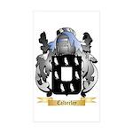 Calverley Sticker (Rectangle 50 pk)