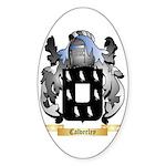 Calverley Sticker (Oval 10 pk)