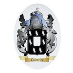 Calverley Ornament (Oval)