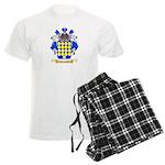 Calvello Men's Light Pajamas