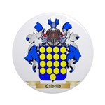 Calvello Ornament (Round)