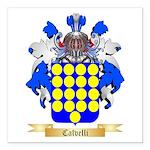 Calvelli Square Car Magnet 3