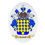 Calvelli Ornament (Oval)