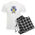 Calvao Men's Light Pajamas