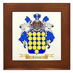Calvao Framed Tile