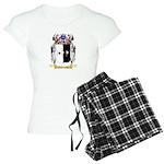 Calterone Women's Light Pajamas