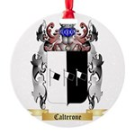 Calterone Round Ornament