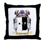 Calterone Throw Pillow