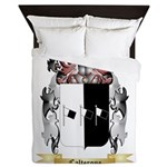 Calterone Queen Duvet