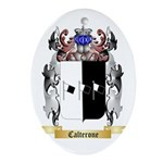 Calterone Ornament (Oval)