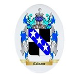 Calnane Ornament (Oval)