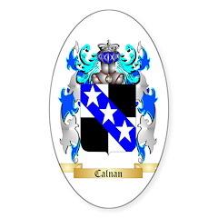 Calnan Sticker (Oval 10 pk)