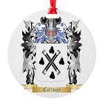 Callway Round Ornament