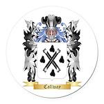 Callway Round Car Magnet