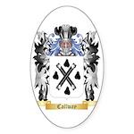 Callway Sticker (Oval 10 pk)