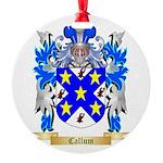 Callum Round Ornament