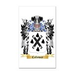 Calloway Rectangle Car Magnet