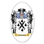 Calloway Sticker (Oval 50 pk)