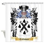 Calloway Shower Curtain