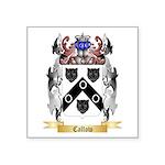 Callow Square Sticker 3