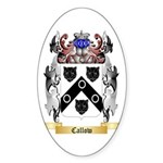 Callow Sticker (Oval 50 pk)
