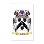 Callow 20x12 Wall Decal