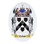 Callow Ornament (Oval)