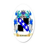 Callinan Oval Car Magnet